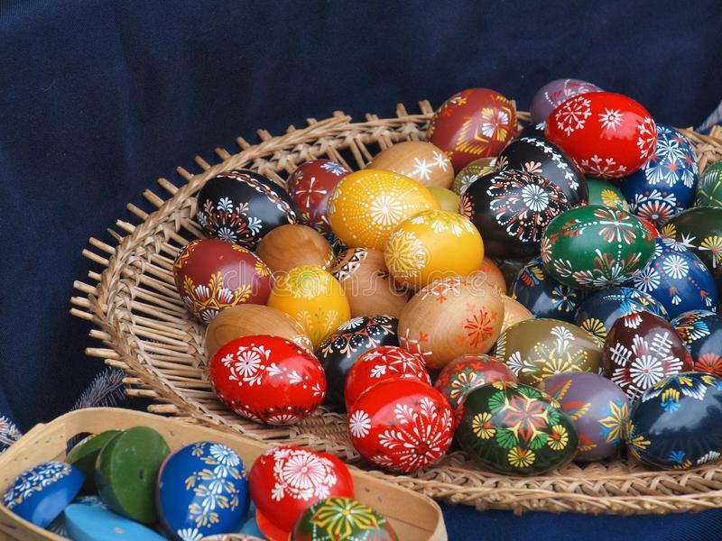 Download Happy Easter Eggs Stock Photography - Image: 24098082