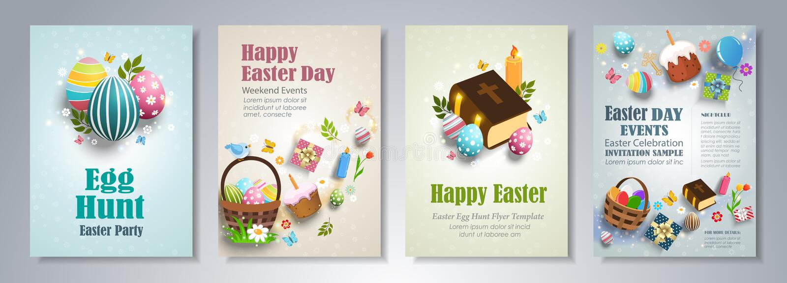 Happy easter flyer template stock vector illustration of label download happy easter flyer template stock vector illustration of label cartoon 113330072 negle Image collections