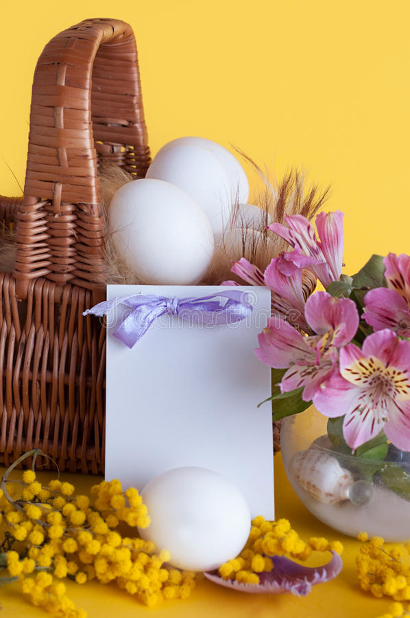 Download Happy Easter greeting card stock photo. Image of easter - 23860828