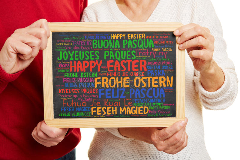 Happy easter greetings in many languages stock image image of show download happy easter greetings in many languages stock image image of show language m4hsunfo