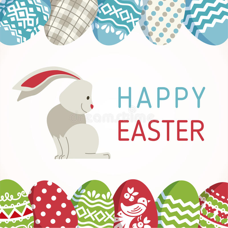 Happy easter modern vector card stock vector image 88475126 download happy easter modern vector card stock vector image 88475126 negle Images