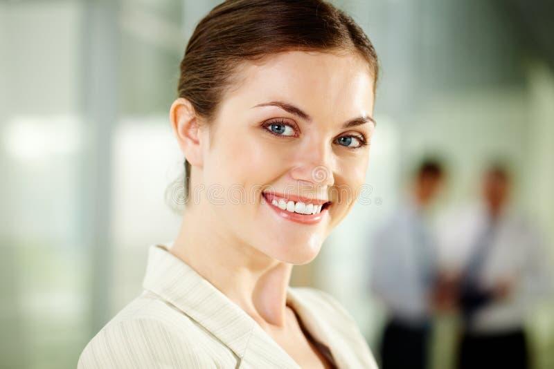 Download Happy employer stock photo. Image of female, executive - 25941252