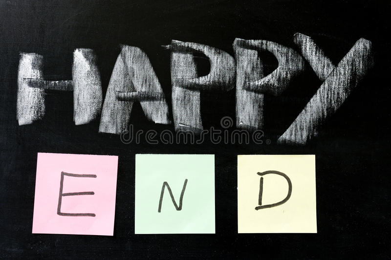 Download Happy end stock photo. Image of life, happy, ending, letter - 22921738