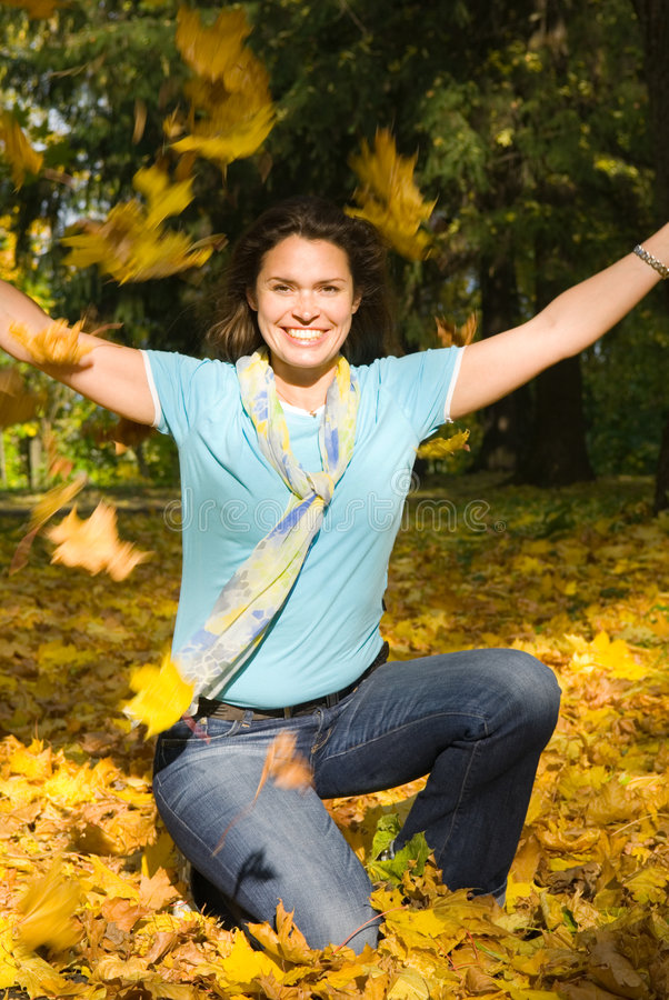 Happy fall royalty free stock images