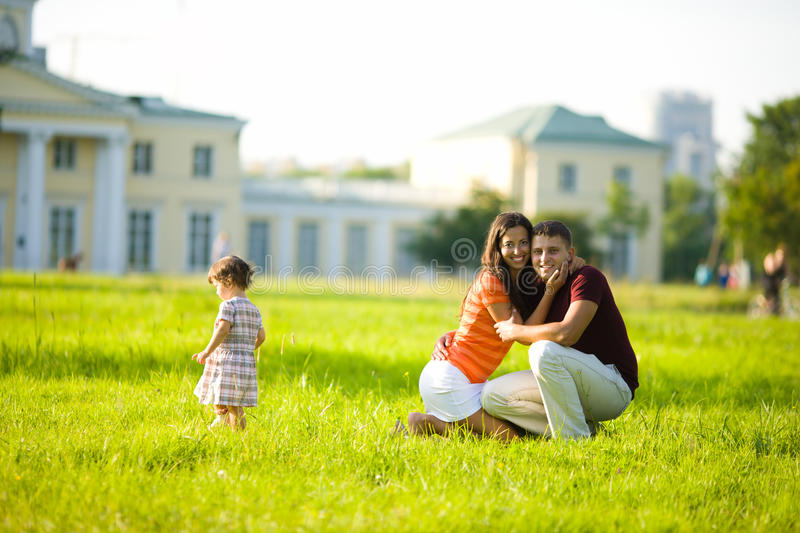 Download Happy Family stock image. Image of leisure, cheerful - 11021279
