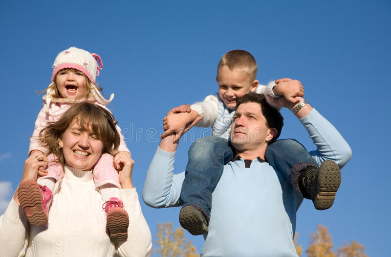 Download Happy Family Stock Photography - Image: 11361592