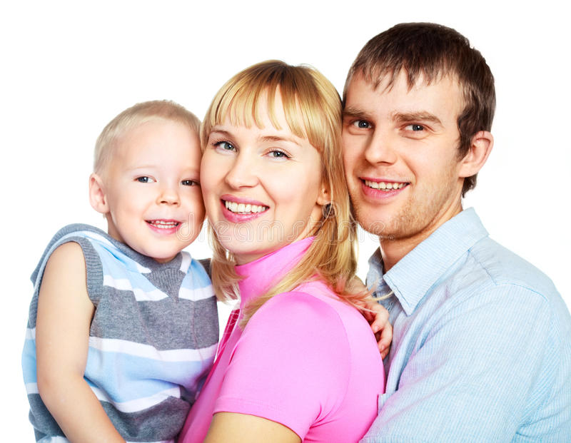 Download Happy Family Royalty Free Stock Images - Image: 12978799