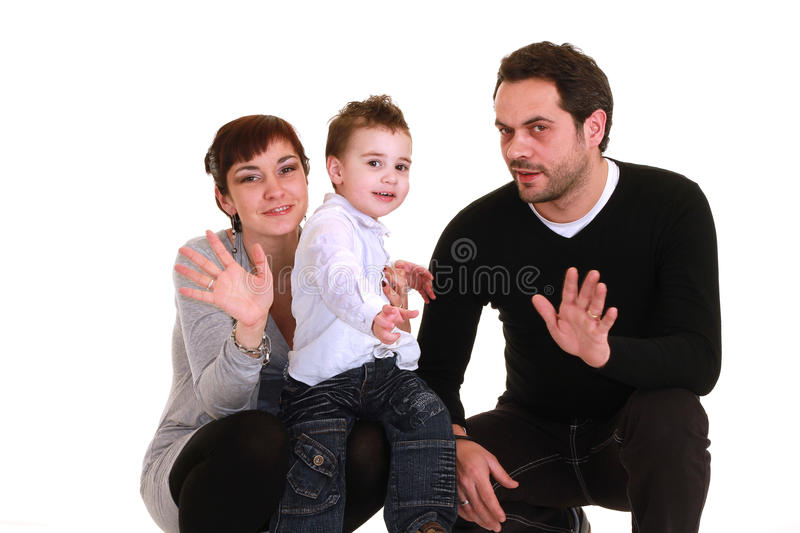 Download Happy family stock photo. Image of lifestyle, cheerful - 13407136