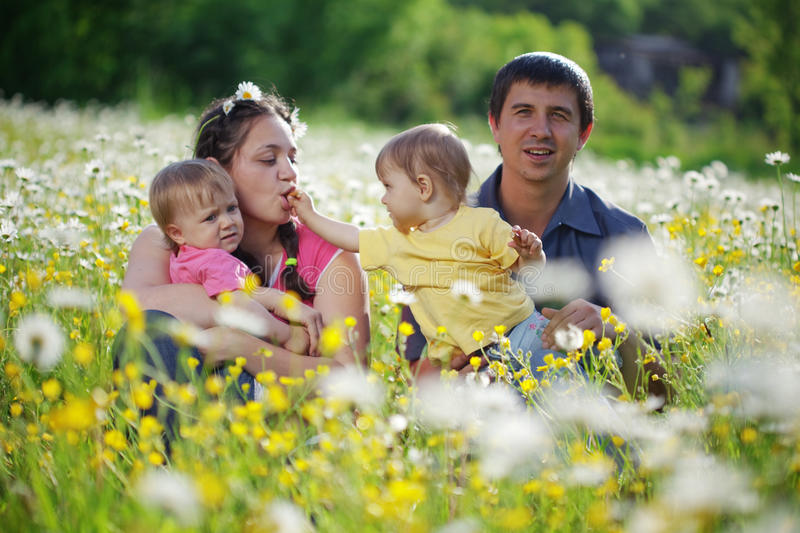 Download Happy family stock image. Image of funny, cute, beautiful - 14631113