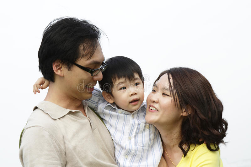 Download Happy Family Stock Image - Image: 14861911