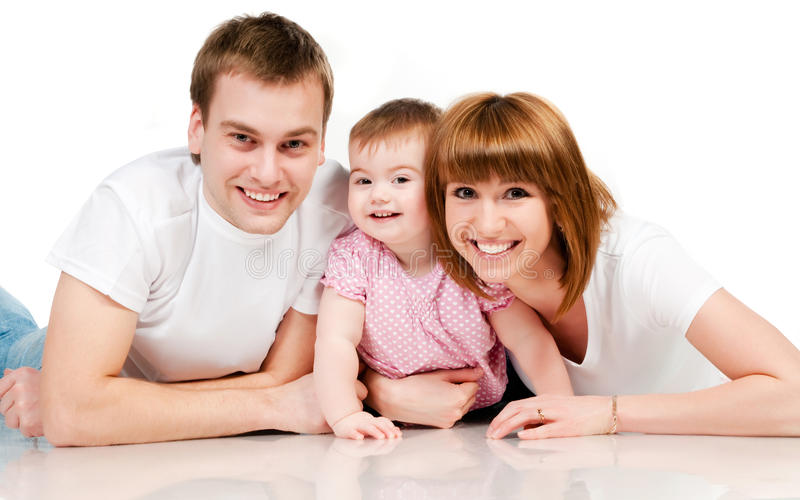 Download Happy Family Stock Photography - Image: 18269512
