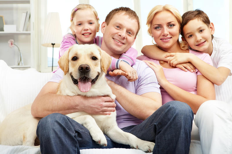 Download Happy family stock image. Image of person, happy, cheerful - 18591603