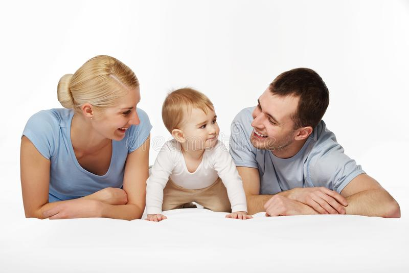 Download Happy family stock image. Image of isolated, happiness - 20231403