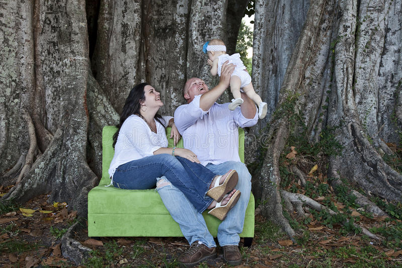 Download Happy Family Royalty Free Stock Photography - Image: 20713807