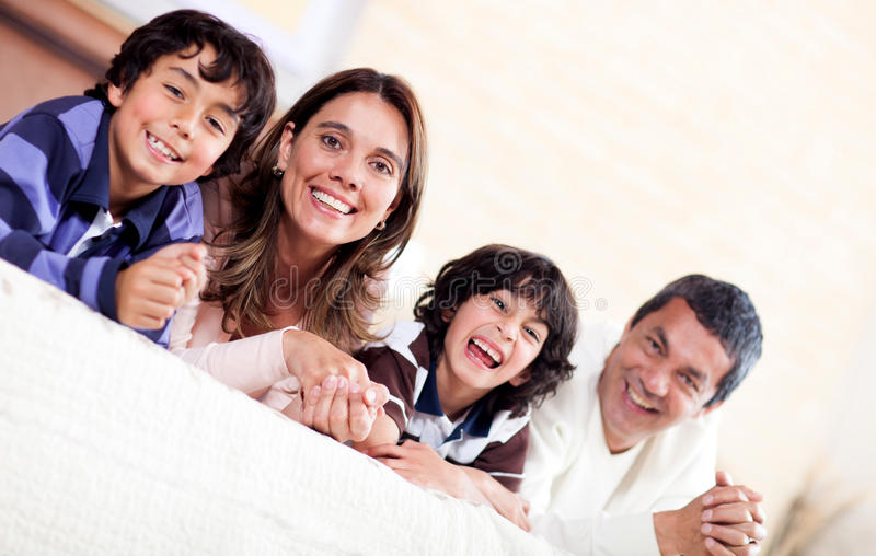 Download Happy family stock photo. Image of latinamerican, cheerful - 24936992