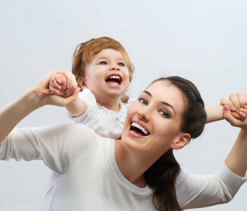 Download Happy family stock image. Image of childhood, people - 26979171