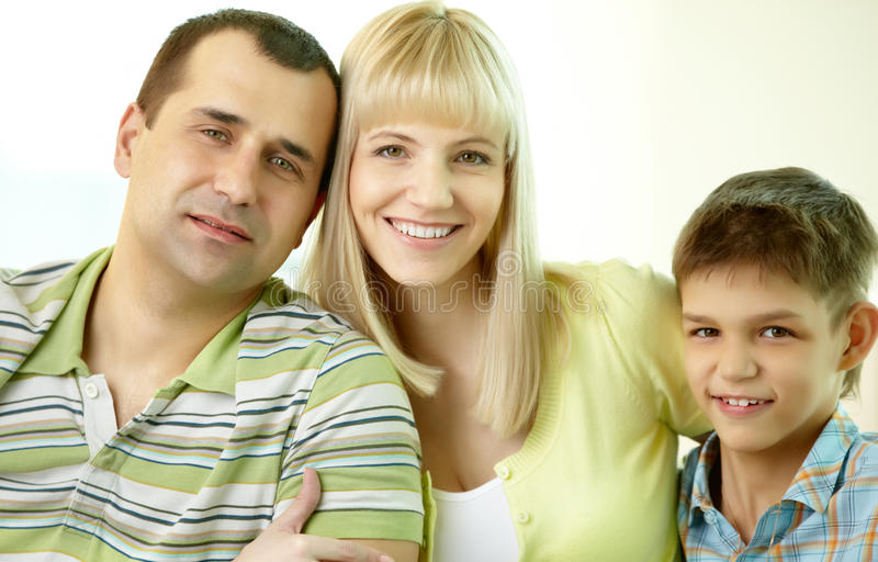 Download Happy family stock image. Image of expression, happiness - 27879253