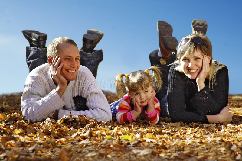 Download Happy family stock photo. Image of freedom, love, smiling - 6218780