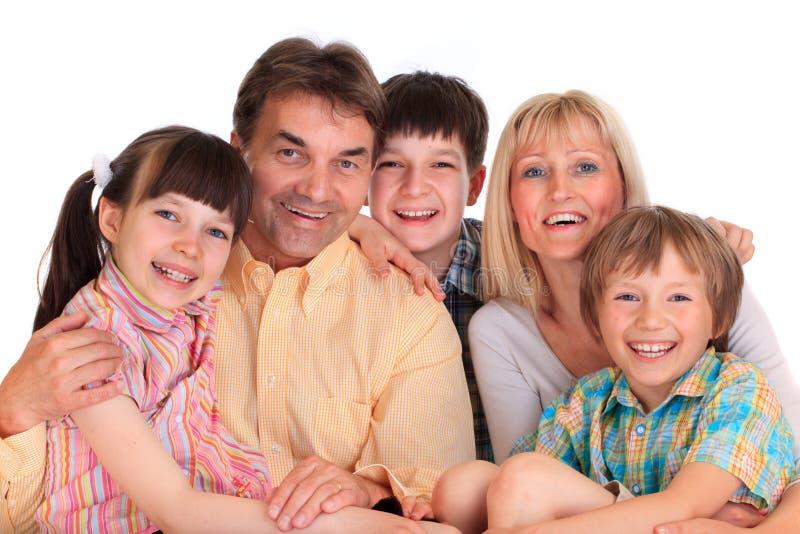 Download Happy Family stock photo. Image of female, fatherhood - 9626180
