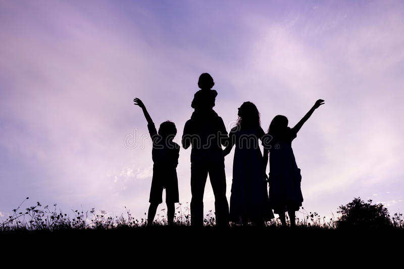 Download Happy family stock image. Image of beautiful, leisure - 33401881