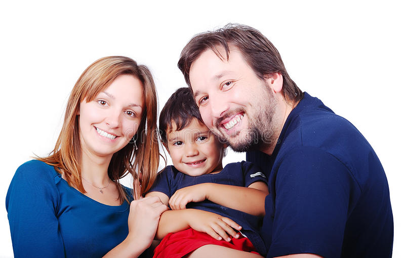 Download Happy Family With Tree Members Stock Image - Image: 10326873