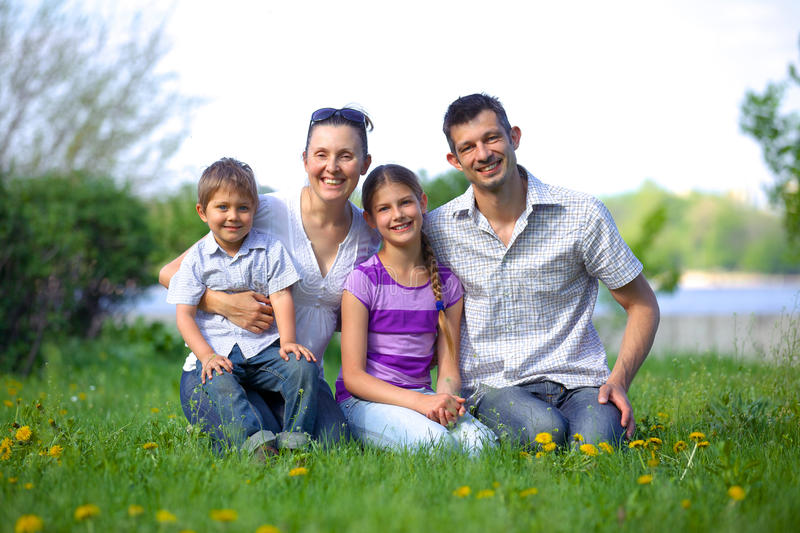 Download Happy family stock photo. Image of lifestyle, caucasian - 31307138