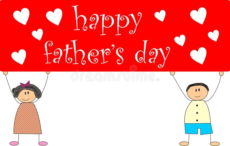 Happy Father S Day Stock Photo