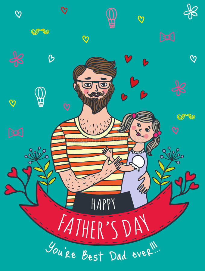 fathers day thumbs up card happy s day card with and stock 6568
