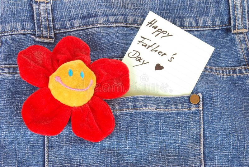 Download Happy Fathers Day stock image. Image of denim, fashionable - 25252589
