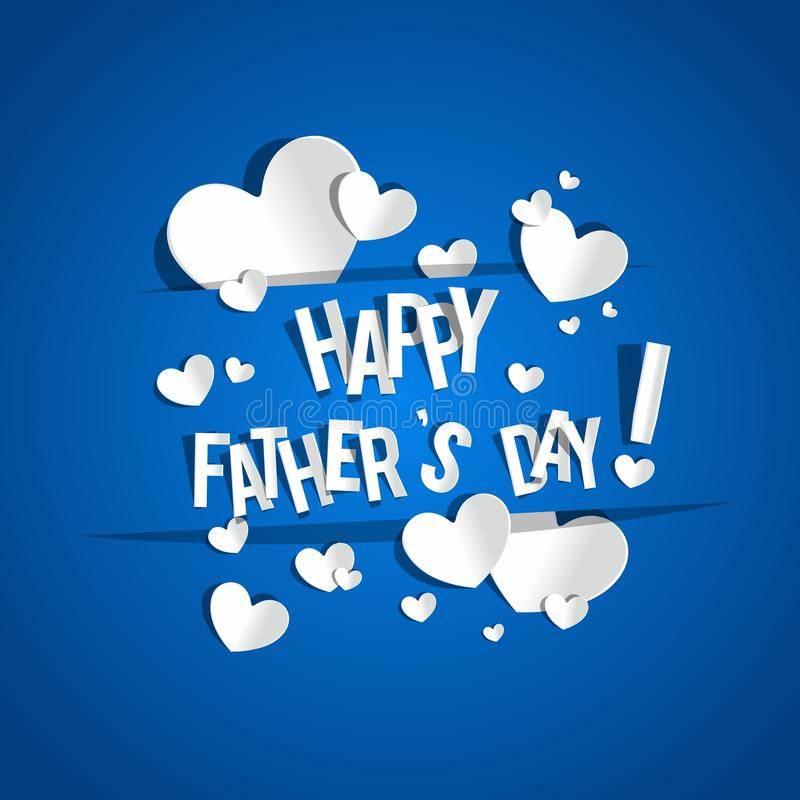 Happy fathers day greeting card stock vector illustration of download happy fathers day greeting card stock vector illustration of family greetings 37108767 m4hsunfo