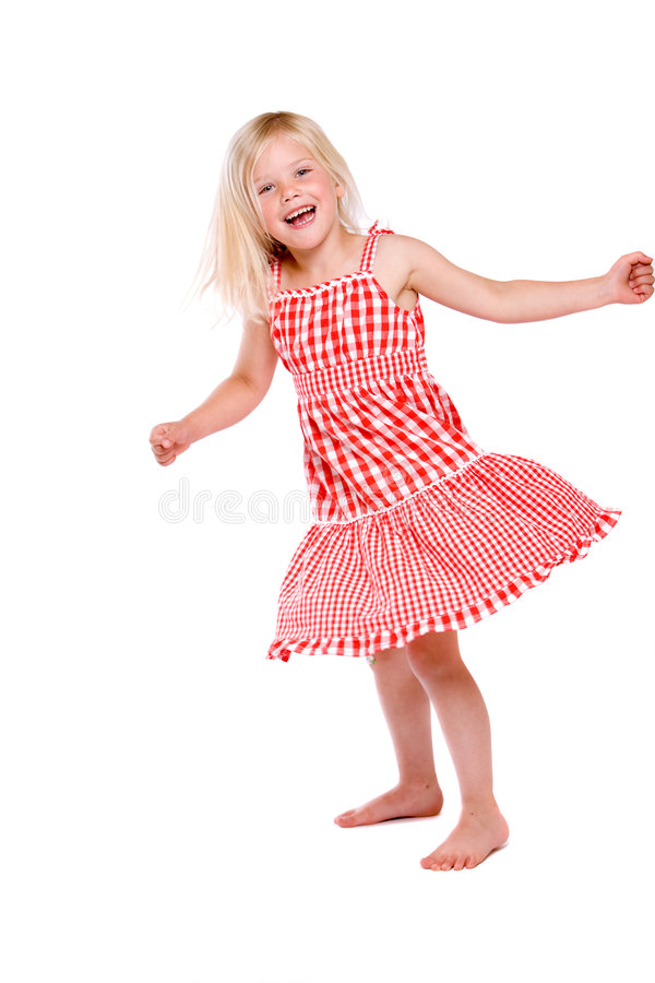 Happy four year old royalty free stock photos