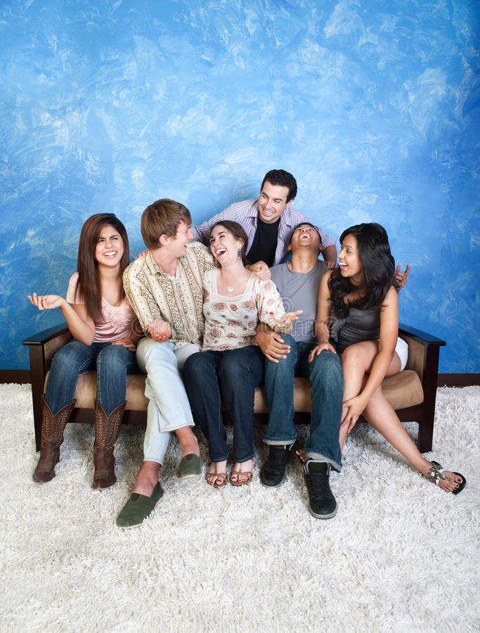 Download Happy Friends stock image. Image of friends, family, female - 22447759