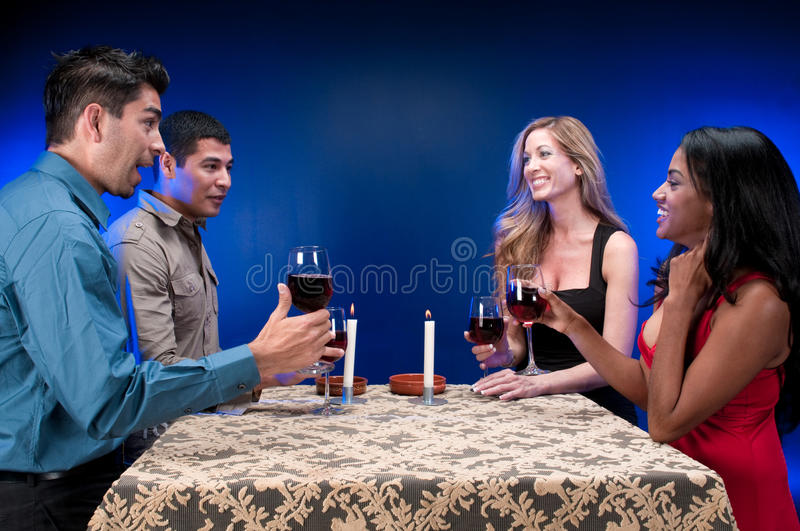 Download Happy friends stock photo. Image of female, girl, alcohol - 9518116
