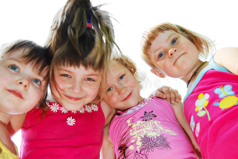 Download Happy friends stock photo. Image of cheerful, funny, lovely - 9916674