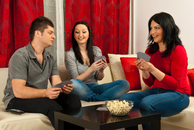 Download Happy friends having fun stock photo. Image of beauty - 24391520