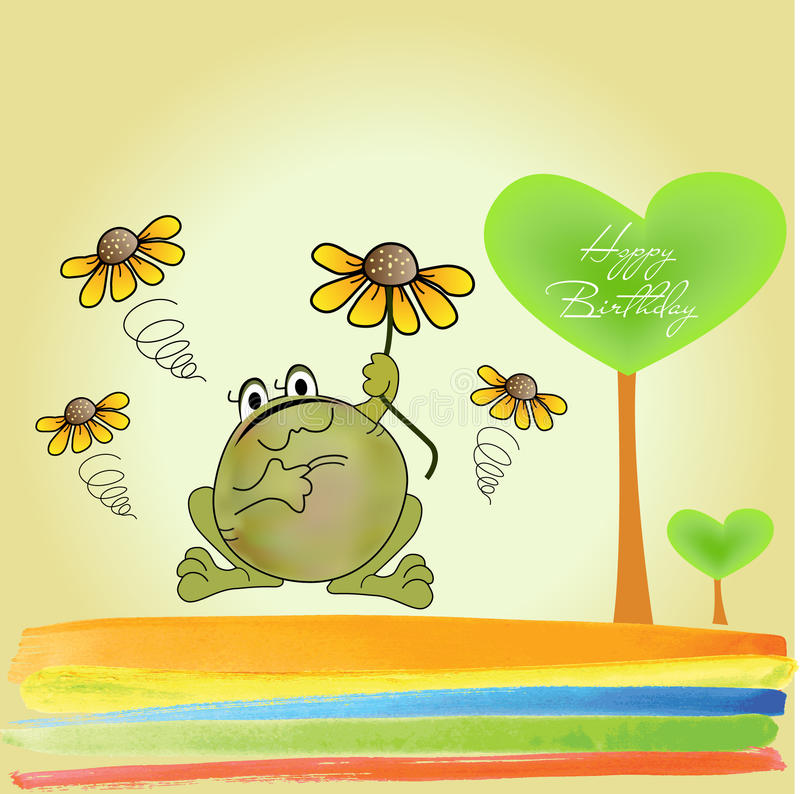 Free Happy Frog Royalty Free Stock Image - 10692416