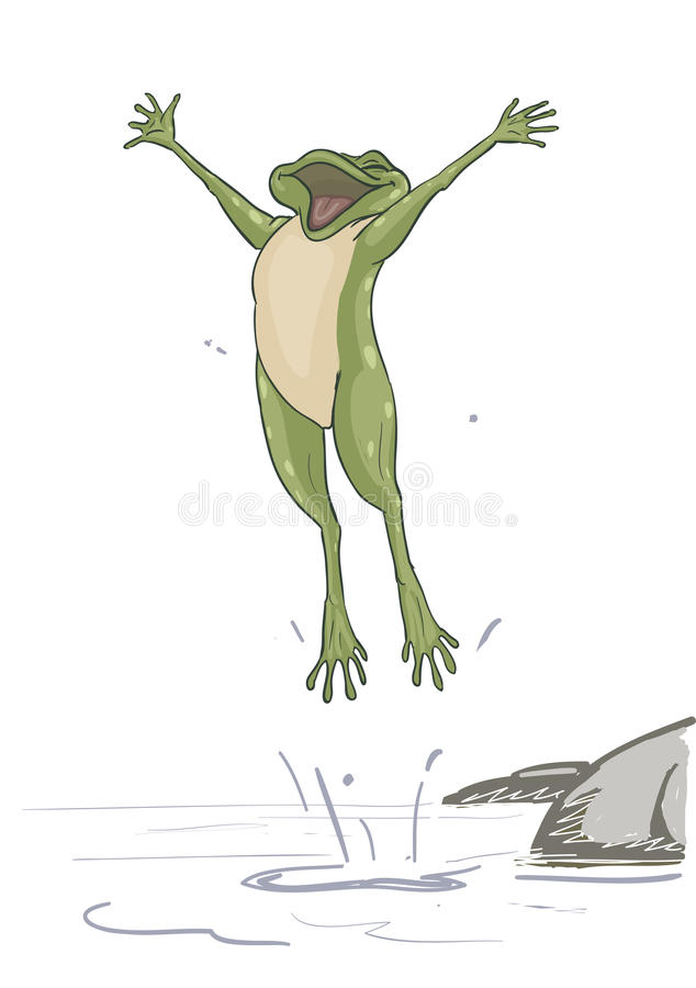 Download Happy Frog Royalty Free Stock Photo - Image: 25589945