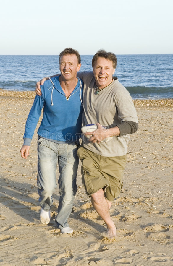 Download A Happy Gay Couple Stock Images - Image: 6608854