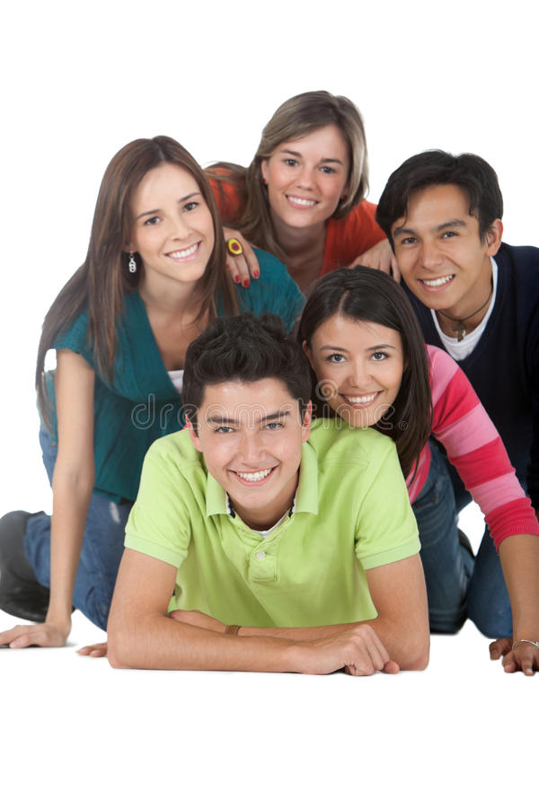 Download Happy group of people stock image. Image of happy, together - 15243675