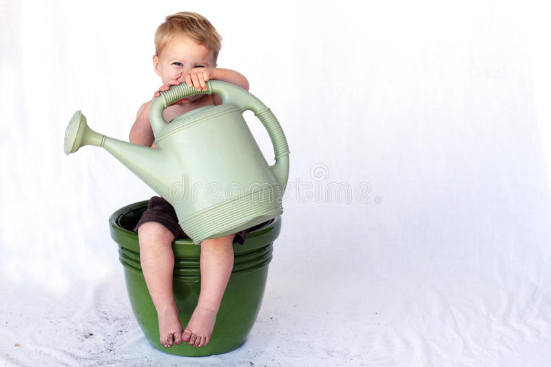 Download Happy Growing Baby Stock Images - Image: 23303644