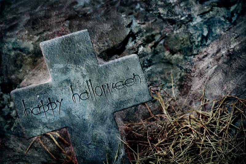 Download Happy halloween stock photo. Image of scenic, death, cross - 16491742