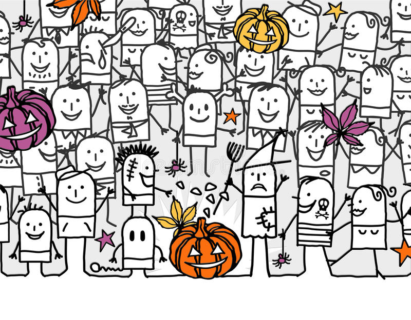 Download Happy Halloween Stock Photo - Image: 18442740