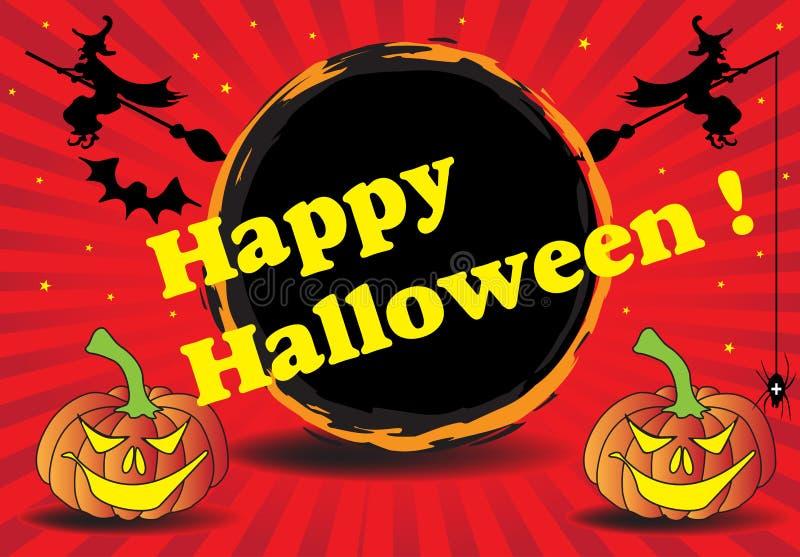 Download Happy Halloween stock vector. Illustration of festive - 20905003