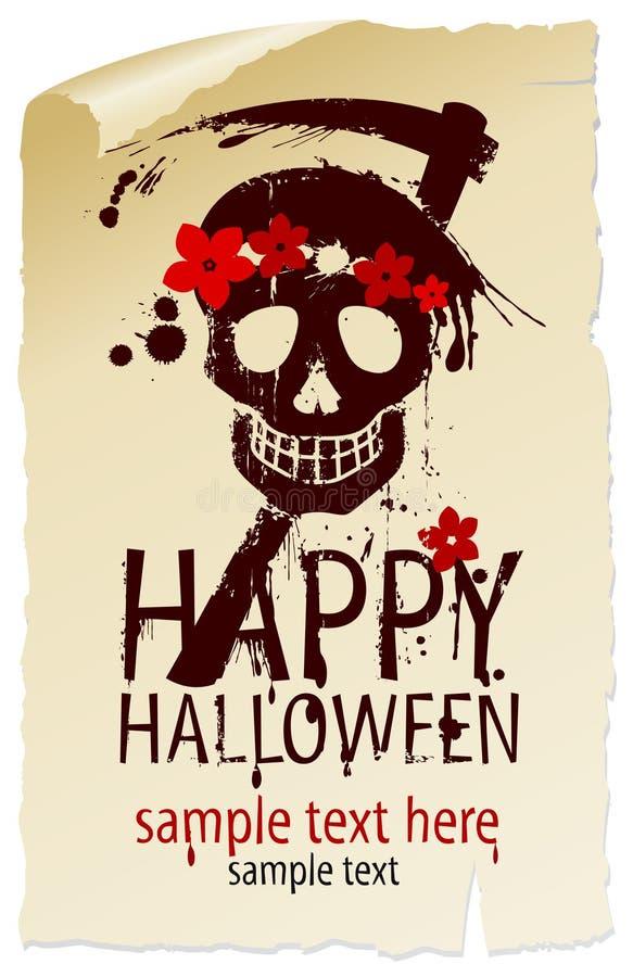 Happy Halloween. vector illustration