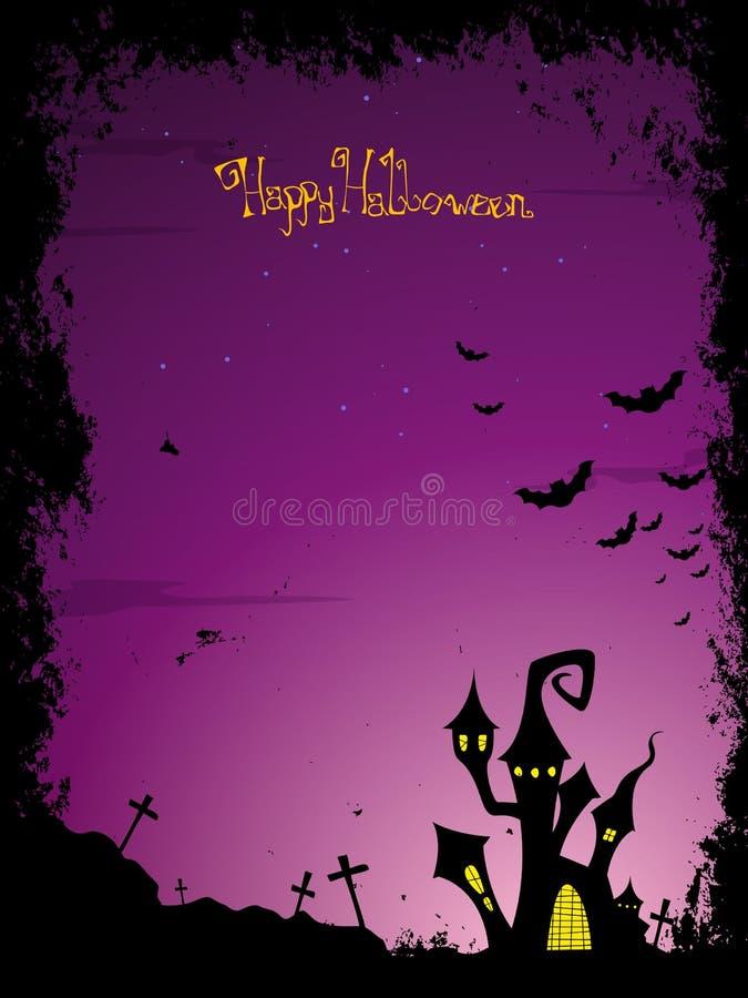 Download Happy halloween stock illustration. Image of spirit, night - 26590343
