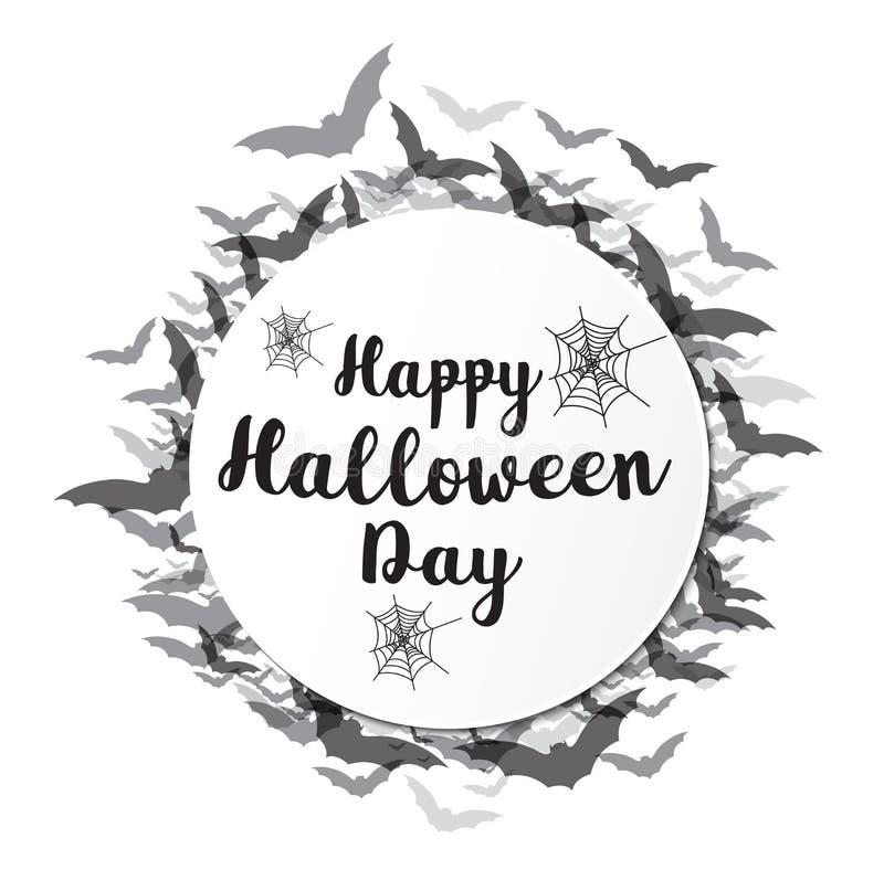 Happy halloween calligraphy halloween banner stock vector download happy halloween calligraphy halloween banner stock vector illustration of greeting message m4hsunfo