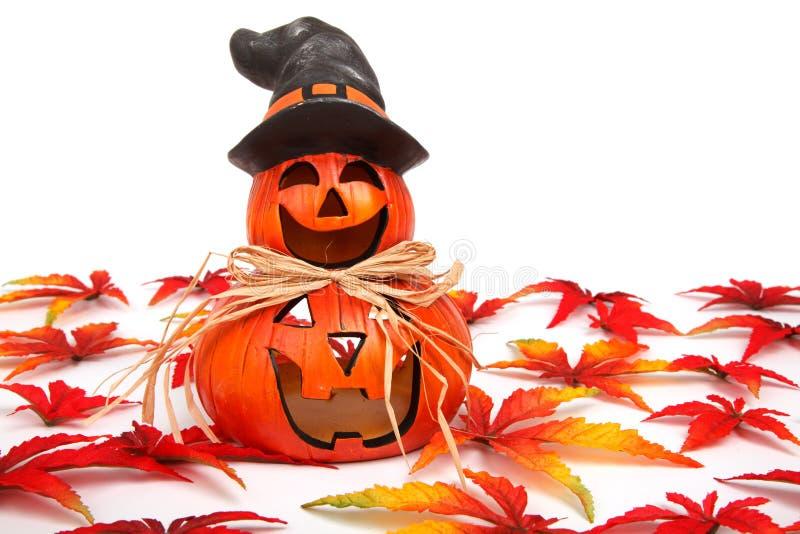 Happy halloween decoration royalty free stock photos