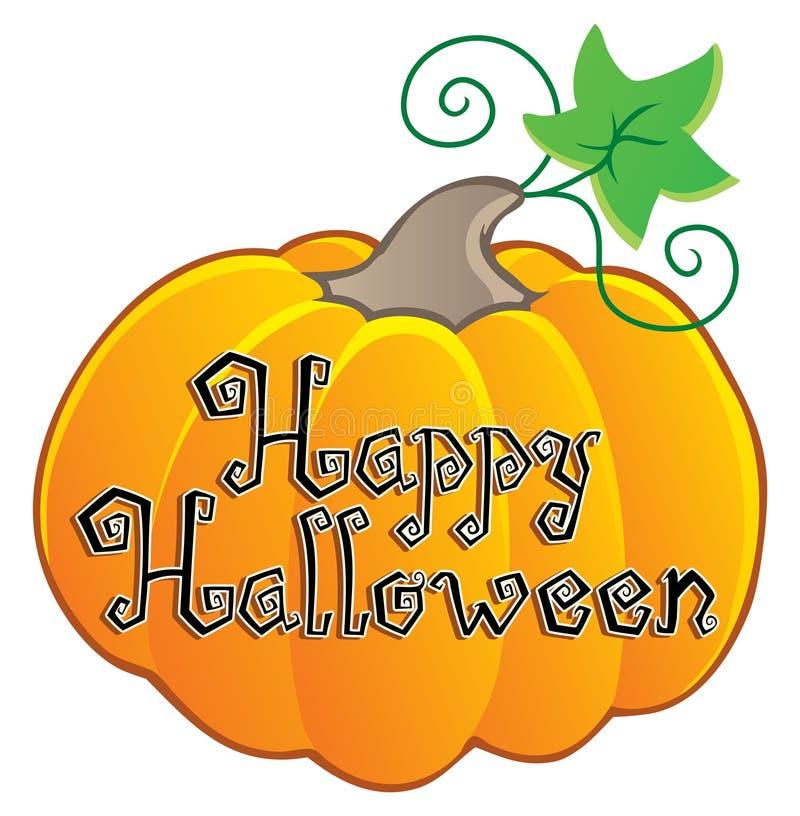 Download Happy Halloween Topic Image 2 Stock Vector - Image: 25669682