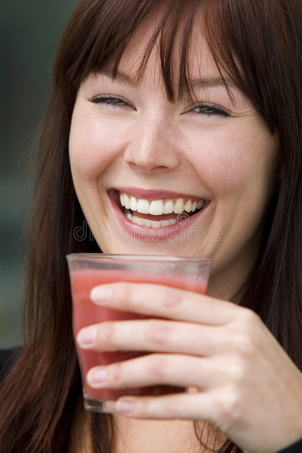 Happy and Healthy stock photography