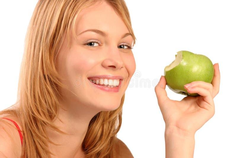 Happy healthy girl royalty free stock image